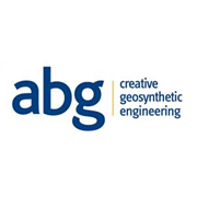 Logo for ABG creative geosynthetic engineering