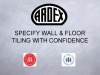Watch Specify Wall and Floor Tiling With Confidence by ARDEX UK Ltd