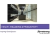 Watch Health, Wellbeing and Productivity by Armstrong Ceilings Ltd