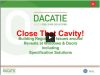 Watch Close that Cavity: Specifying Insulated Cavity Closer Around Window and Door Reveals by Dacatie Building Solutions, product brand of Quantum Profile Systems Ltd