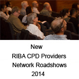 RIBA CPD Providers Network Roadshows