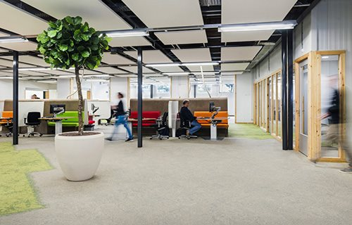Saint-Gobain Ecophon - Psychoacoustics in the Workplace