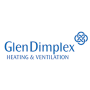 Logo for Glen Dimplex Heating and Ventilation