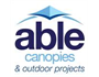 Logo for Able Canopies Ltd