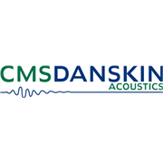 Logo for CMS Danskin Acoustics