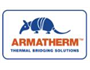 Logo for Armatherm, a Brand of Armadillo Noise & Vibration Limited