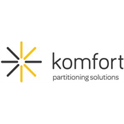 Logo for Komfort Partitioning Ltd