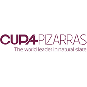 Logo for Cupa Pizarras - Natural slate