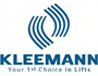 Logo for KLEEMANN Lifts UK
