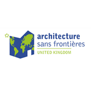 Logo for Architecture Sans Frontières-UK (ASF-UK)