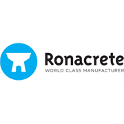 Logo for Ronacrete Ltd