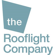 Logo for The Rooflight Company