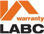 Logo for LABC Warranty