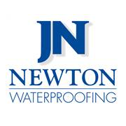 Logo for Newton Waterproofing Systems