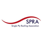 Logo for Single Ply Roofing Association