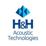 Logo for H & H Acoustic Technologies