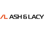 Logo for Ash & Lacy