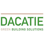 Logo for Dacatie Building Solutions, product brand of Quantum Profile Systems Ltd