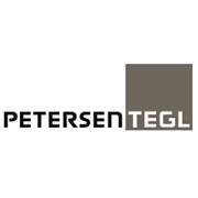 Logo for Petersen Tegl A/S