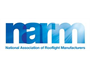 Logo for National Association of Rooflight Manufacturers (NARM)