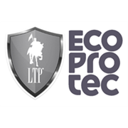 Logo for LTP/ECOPROTEC trading name of AM Robb Ltd