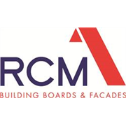 Logo for RCM - Roofing and Cladding Materials Ltd