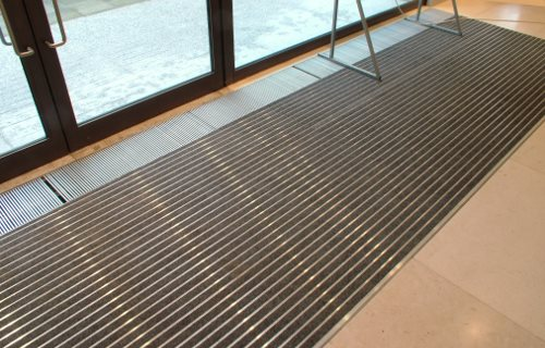 Jaymart Rubber & Plastics Ltd - Aluminium Entrance Matting: How to Specify Correctly and Create the Right First Impression