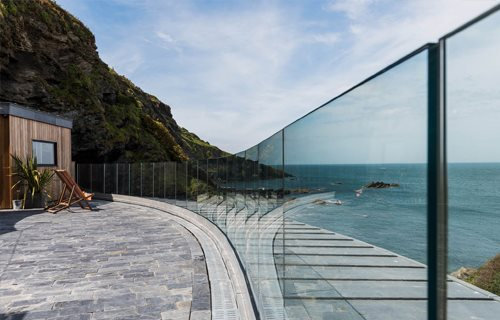 Q-railing - The Specifier's Guide to Frameless Glass Balustrades