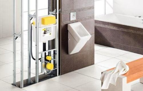 VIEGA LTD - What Lies Behind: Designing Pre-wall Bathroom Systems