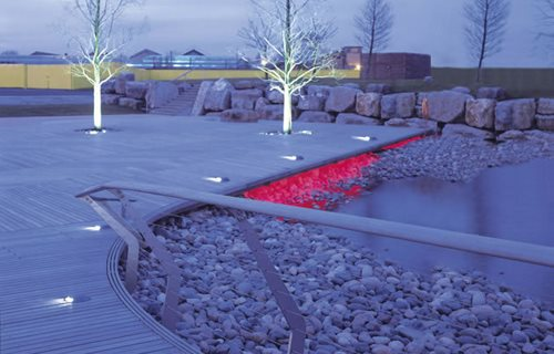 Zumtobel Group - Directors of Light: Architectural Outdoor Lighting