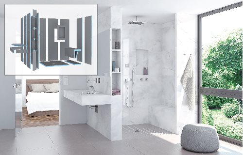wedi  - Wet Room Solution