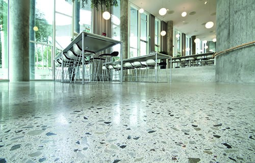Flowcrete UK Ltd - Specifying Polished Concrete