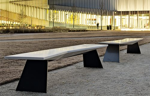 Artform Urban Furniture Limited - Materiality in the Landscape