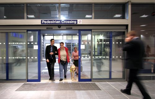 ASSA ABLOY Entrance Systems Ltd - Automatic Doors for Pedestrians: Access and the Equality Act