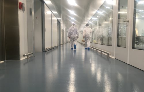 Stonhard UK Ltd - Advancements and Applications in Resinous Floors