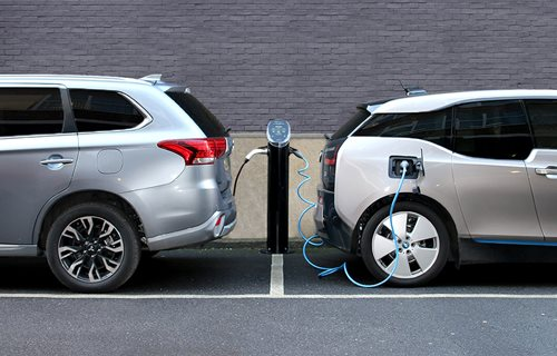 Pod Point LTD - Electric Vehicle Charging