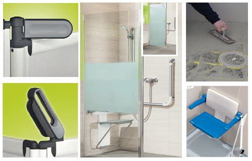 Impey Showers Ltd - Showering Adaptations: A Guide to Specifying Wetroom and Accessible Showering