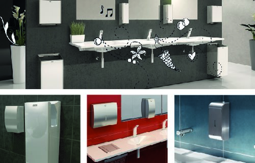 Franke Sissons Ltd - How to Specify Commercial Washroom Accessories