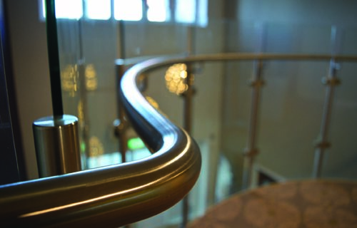 Laidlaw Ironmongery - Handrails and Balustrades: The Specifiers Guide