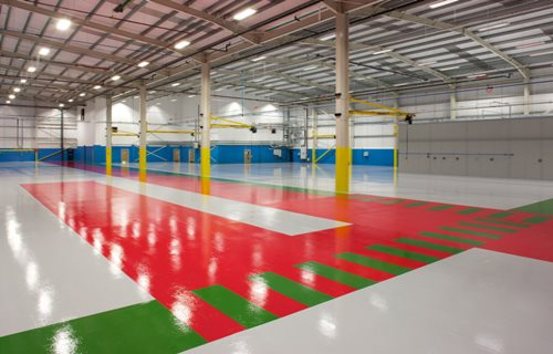 Resdev Ltd - Guide to the Selection of Synthetic Resin Flooring Systems Using BS 8204- 6