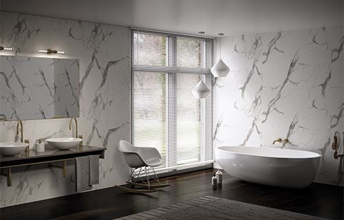 Bushboard Limited - The Changing Face of Performance Wall Surfaces as an Alternative to Tiles