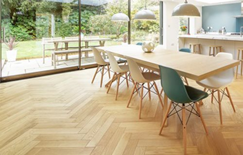 Wilkin Dennys Ltd t/a Reeve Wood - Hardwood Flooring With Underfloor Heating and Modern Finishes