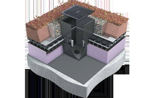 ABG creative geosynthetic engineering - Using Roofs and Podiums for Stormwater Management