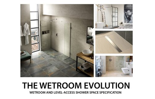 Impey Showers Ltd - The Wet Room Evolution