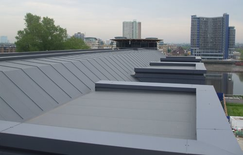 Protan (UK) Ltd - Efficient Installation: Quality PVC Single-Ply Membrane Roof Systems