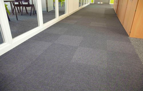 Heckmondwike FB - What to Consider When Specifying Fibre Bonded Carpets