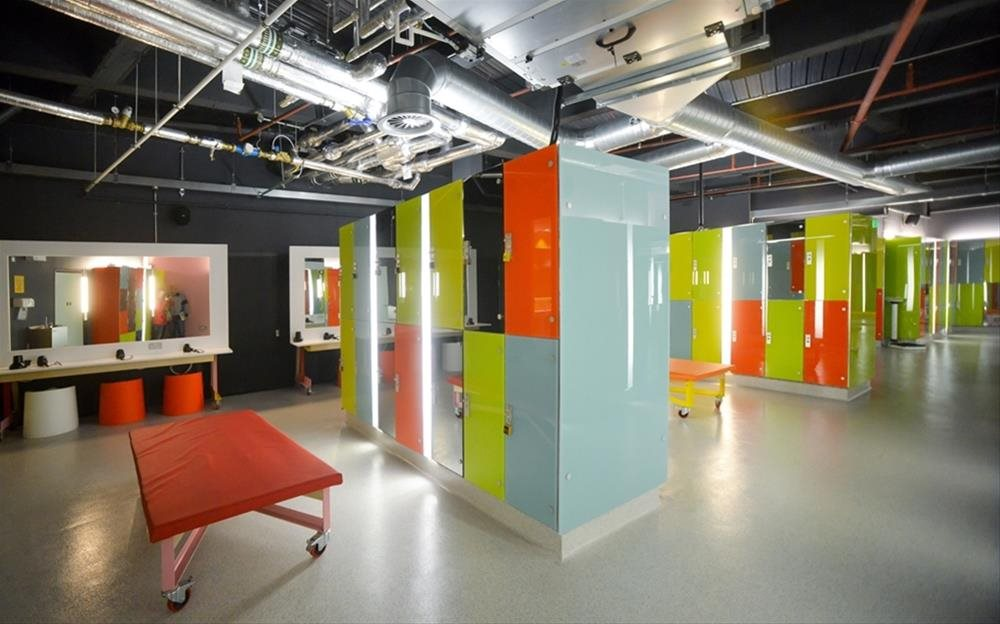 Prospec Ltd - Specifying Cubicles and Lockers for Sports Venues, Gyms, Hotels, Spas and Leisure Centres