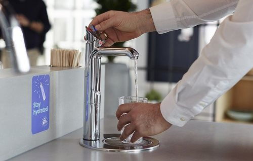 Zip Water  - Hydration in the Workplace