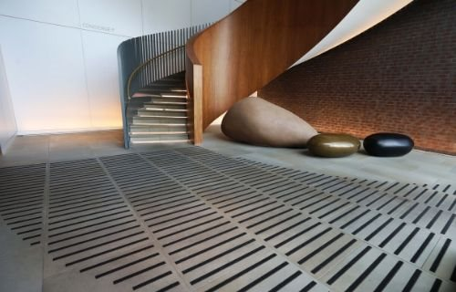 INTRAsystems - Entrance Matting Specification and Design Innovation