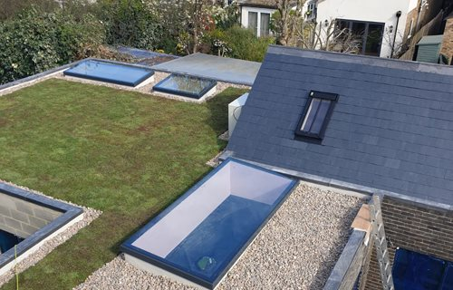 Optigreen Ltd - Blue Roofs: What are they and how are they used